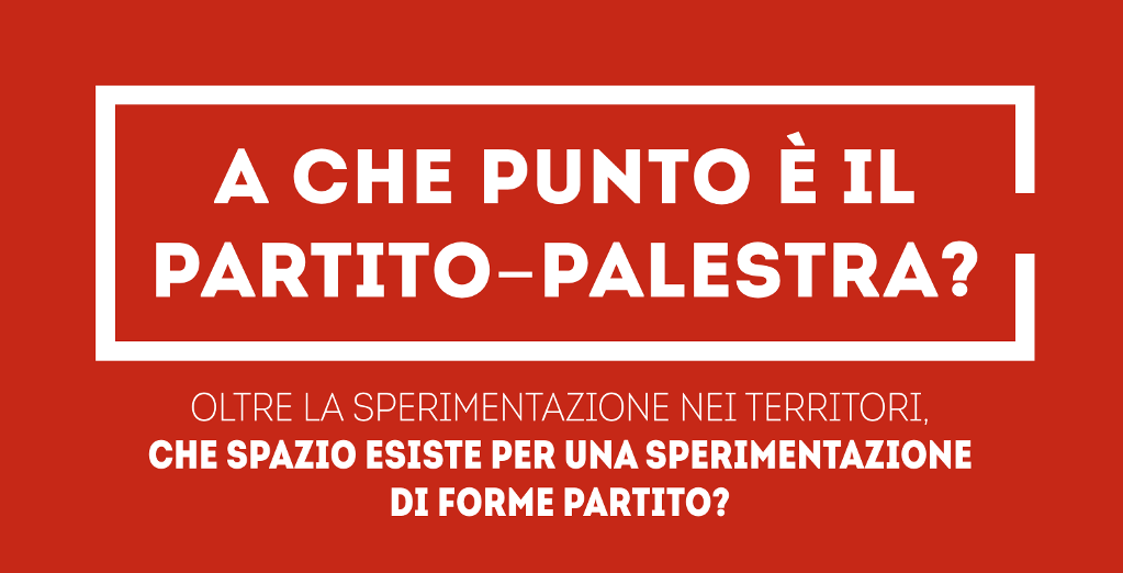 Ci vediamo il 30 gennaio a Parma con il Seminario nazionale dei Luoghi idea(li)